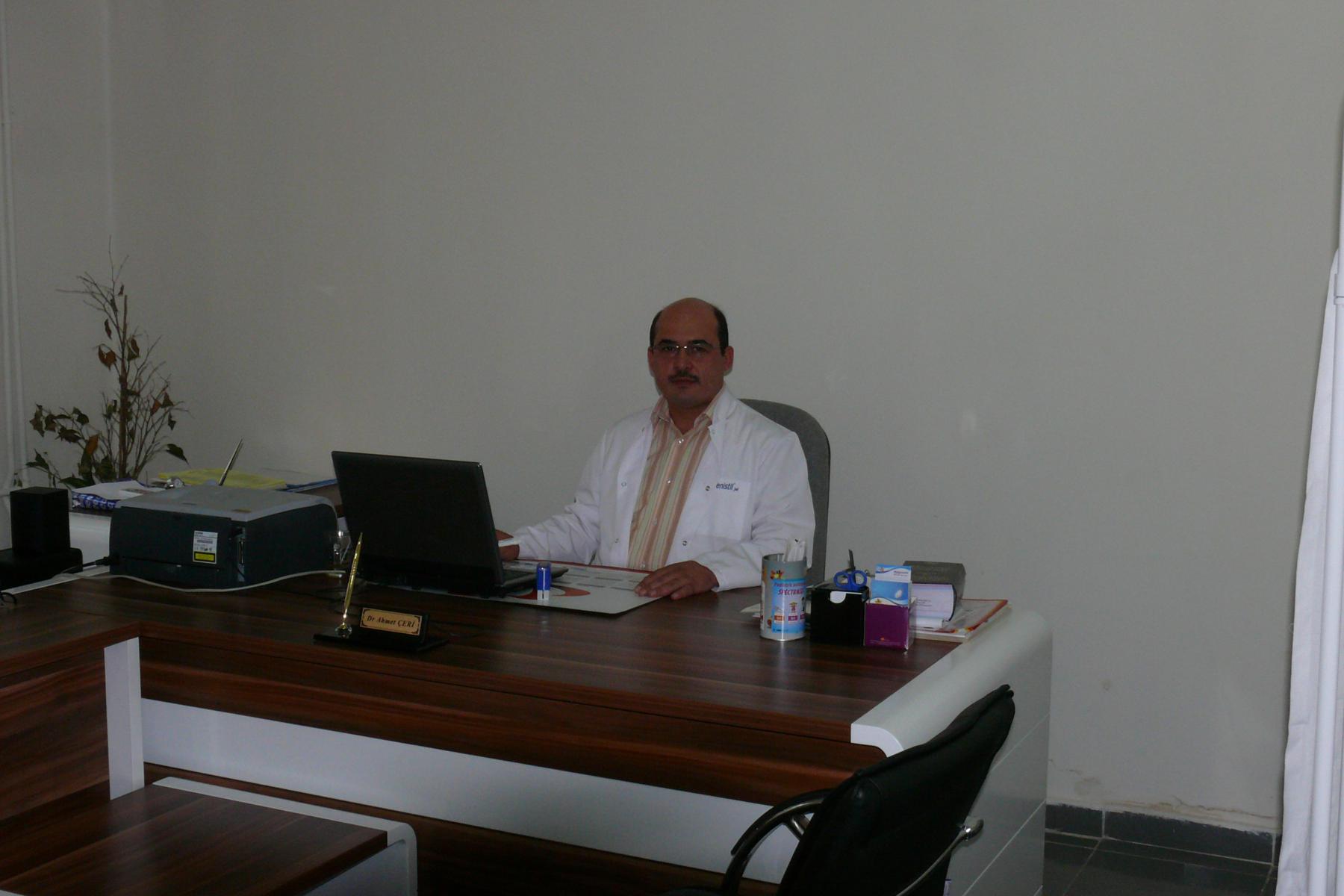 Dr. Ahmet ÇERİ