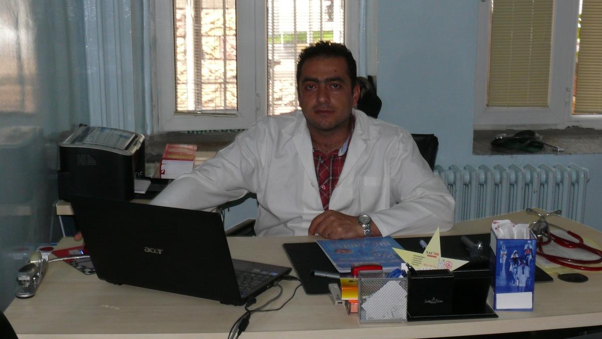 Dr. Hasan Pehlivan