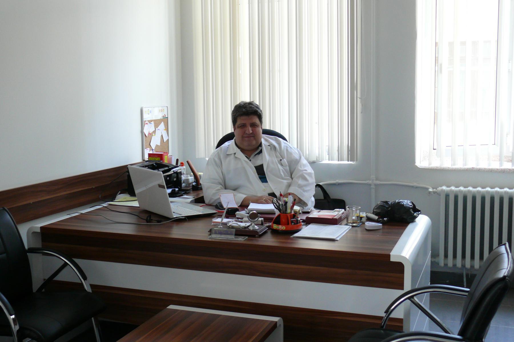 Dr. Tolga GÜRGAN