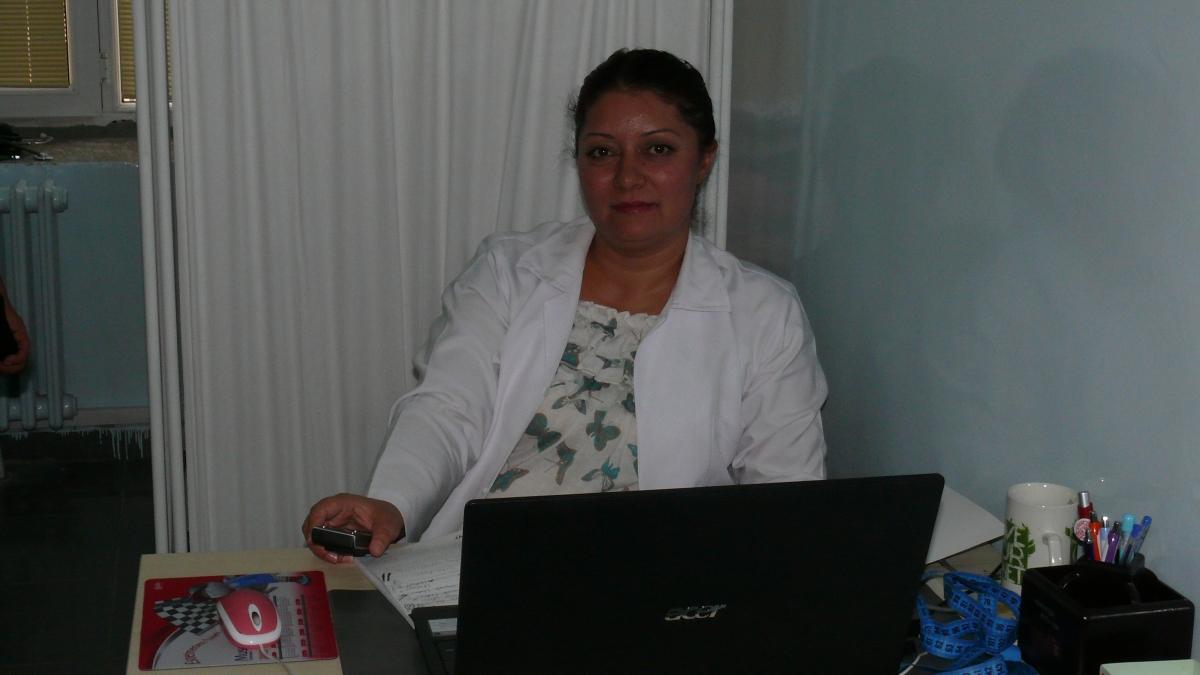 Hemşire Suna PEHLİVAN