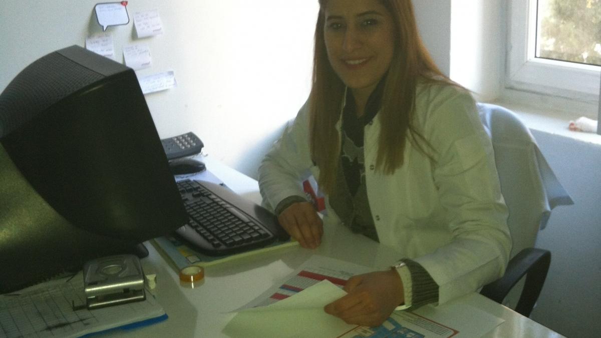 Tıbbi Sekreter Leyla ÖZTÜRK